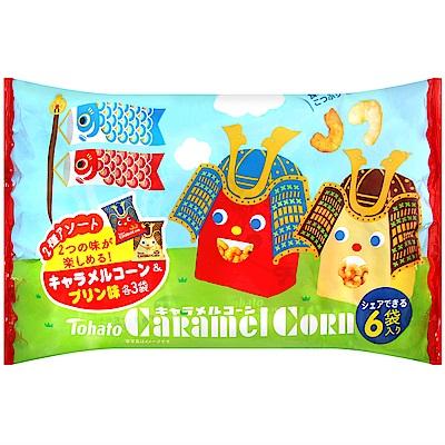 東鳩 焦糖玉米脆果綜合包-期間限定(93g)