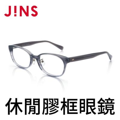JINS 休閒膠框眼鏡(特ALCF16A260)