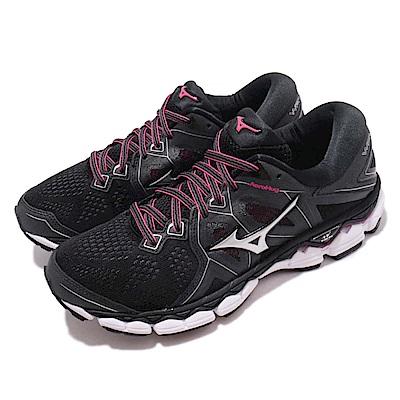 Mizuno 慢跑鞋 Wave Sky 2 運動 女鞋