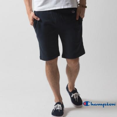 Champion Basic毛巾布短褲 深藍