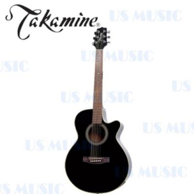 Takamine D51C木吉他 / 民謠吉他 / 黑色 / 贈超值配件包