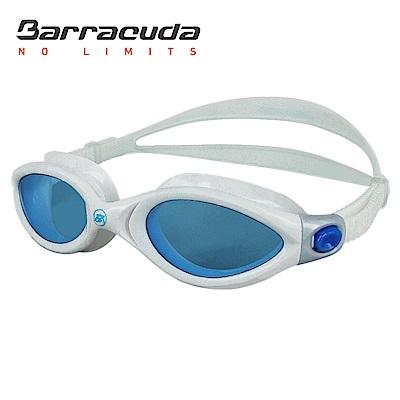 美國Barracuda青少年抗UV防霧泳鏡AQUALIGHTNING JR 33020