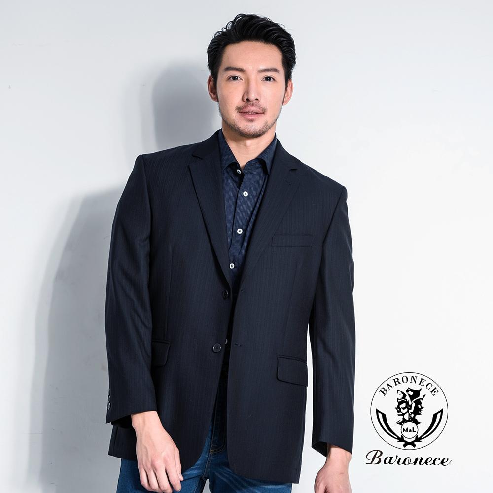 BARONECE 紳士優雅羊毛西裝(612308-10)