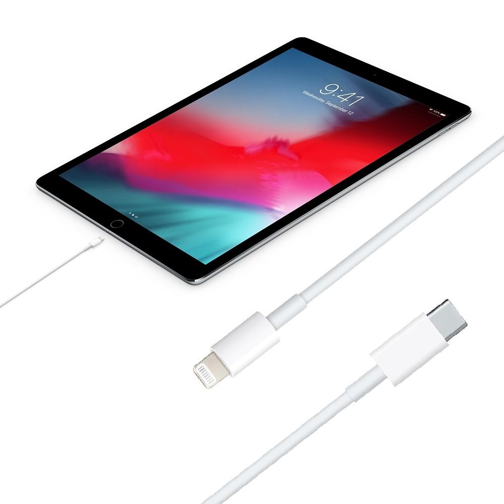 APPLE 原廠 USB-C 對 Lightning 連接線 (1 公尺)