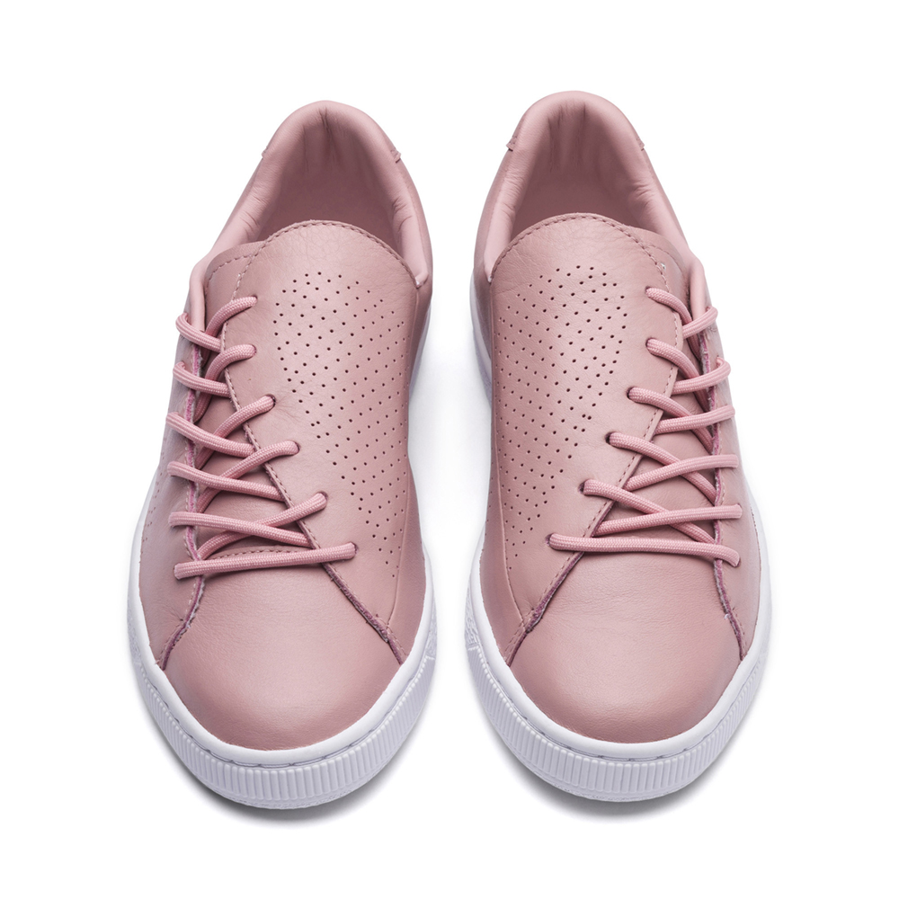 PUMA-Basket Crush Perf 愛心籃球鞋-玫瑰色