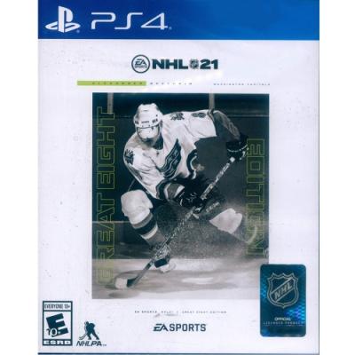 勁爆冰上曲棍球 21 八巨頭版 NHL 21 GREAT EIGHT EDITION - PS4 英文美版
