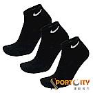 NIKE 短襪 3入 黑色 SX4703001