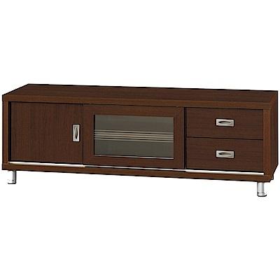 綠活居 波琳時尚5尺美型電視櫃/視聽櫃-150x45.5x51.5cm免組