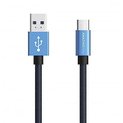 AmazingThing Micro USB 快速充電傳輸線(1米)