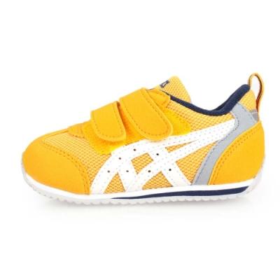 ASICS IDAHO BABY 3 男女兒童運動鞋-慢跑 黃白藍