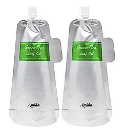 Amida 護髮油100ml補充包-綠茶限量買一送一(效期2021/01)