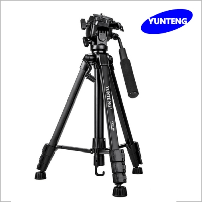 【Yunteng】雲騰 VCT-690 三腳架+三向液壓雲台(攝影機用)