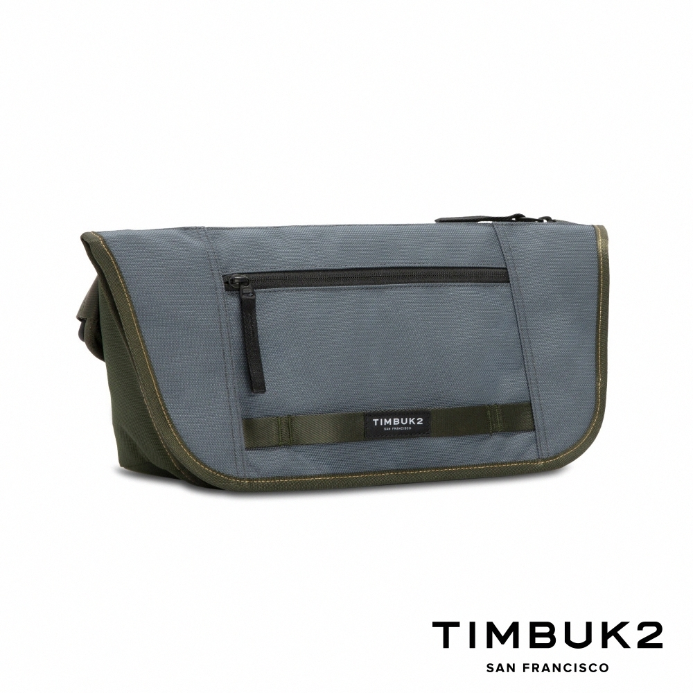 Timbuk2 Catapult Sling 2.0 5L 貼身側背小包 - 灰綠配色