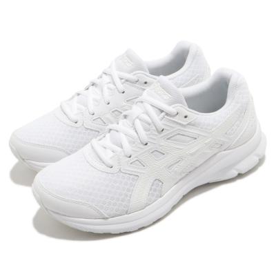 Asics 慢跑鞋 Jolt 3 D 寬楦 運動 女鞋 亞瑟士 路跑 基本款 訓練慢跑鞋 白 1012A909101