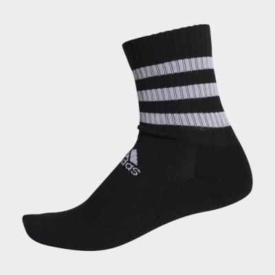 adidas 3-STRIPES 中筒襪  FH6629