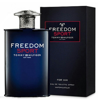Tommy Hilfiger Freedom Sport 遨遊運動男性淡香水 100ml