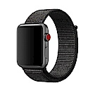 【APPLE原廠公司貨】42公釐黑色運動型錶環