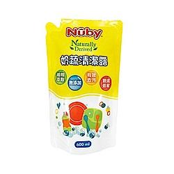 美國 Nuby 奶蔬清潔露補充包 600ml
