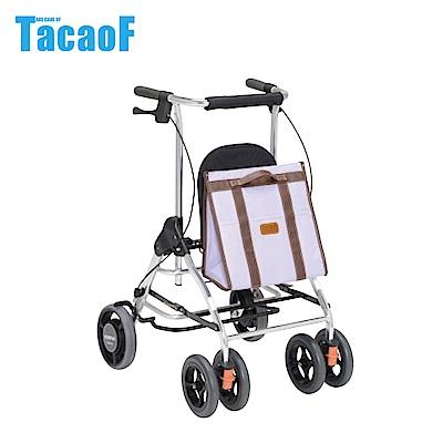 日本TacaoF幸和 休閒托特助行器R型-淡紫