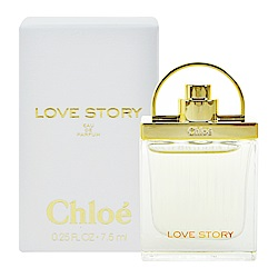 Chloe 克羅埃 Love Story 愛情故事 女性淡香精 原裝小香 7.5ml