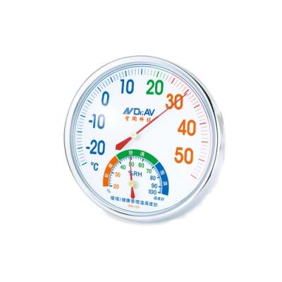 環境健康管理溫濕度計 GM-125