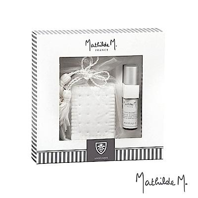 法國Mathilde M. 天使之歌香石餅乾香氛禮盒