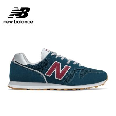 【New Balance】 復古鞋_中性_藍色_ML373EC2-D楦
