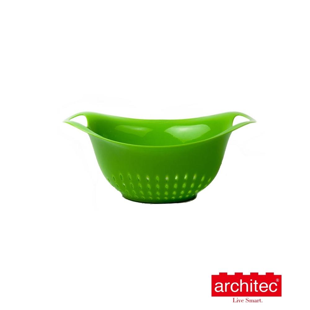 【Architec】樂高防滑濾籃-小(檸檬綠)