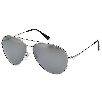 TOM FORD 水銀面太陽眼鏡-槍色-TF9311