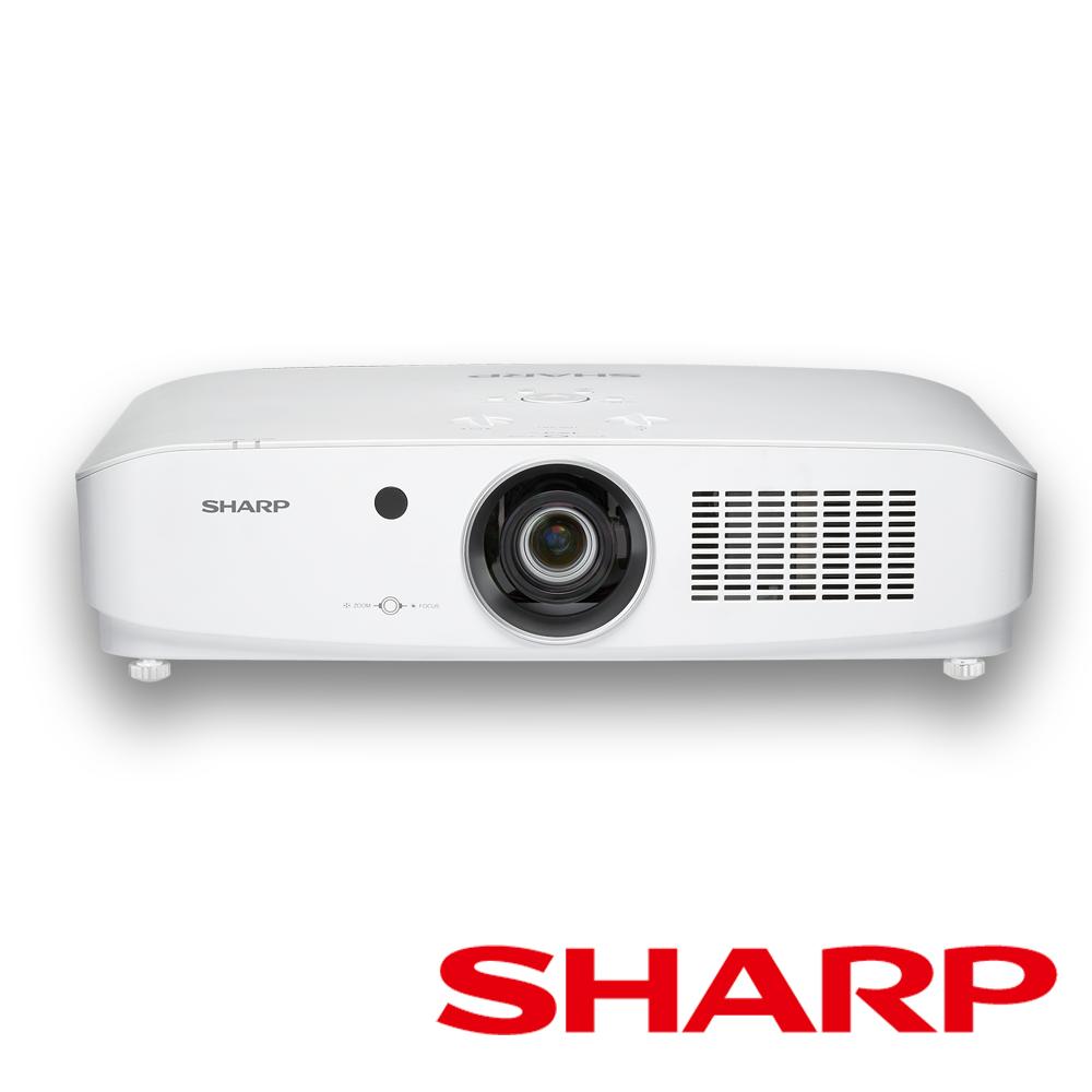 ★限時特賣★SHARP WXGA 6000流明 雷射投影機 PG-CA60W