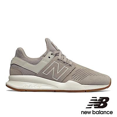 New Balance 復古鞋WS247PA 女 灰