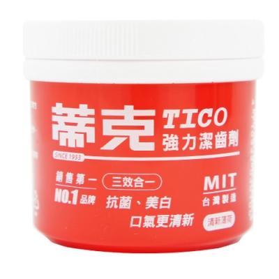 蒂克 強力潔齒劑 140g