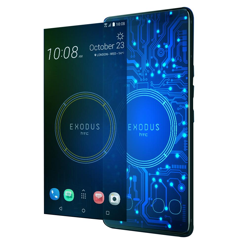 HTC EXODUS 1 (6G/128G) 區塊鏈手機