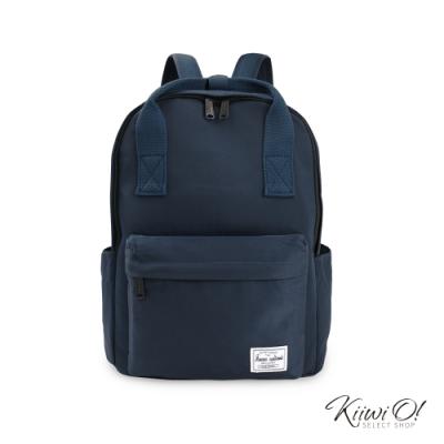 Kiiwi O! 實用尼龍系列 筆電/後背包 TAMMY 藍