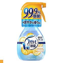 日本 P&G Febreze 布製品 除臭消菌 噴霧劑 - 柑橘