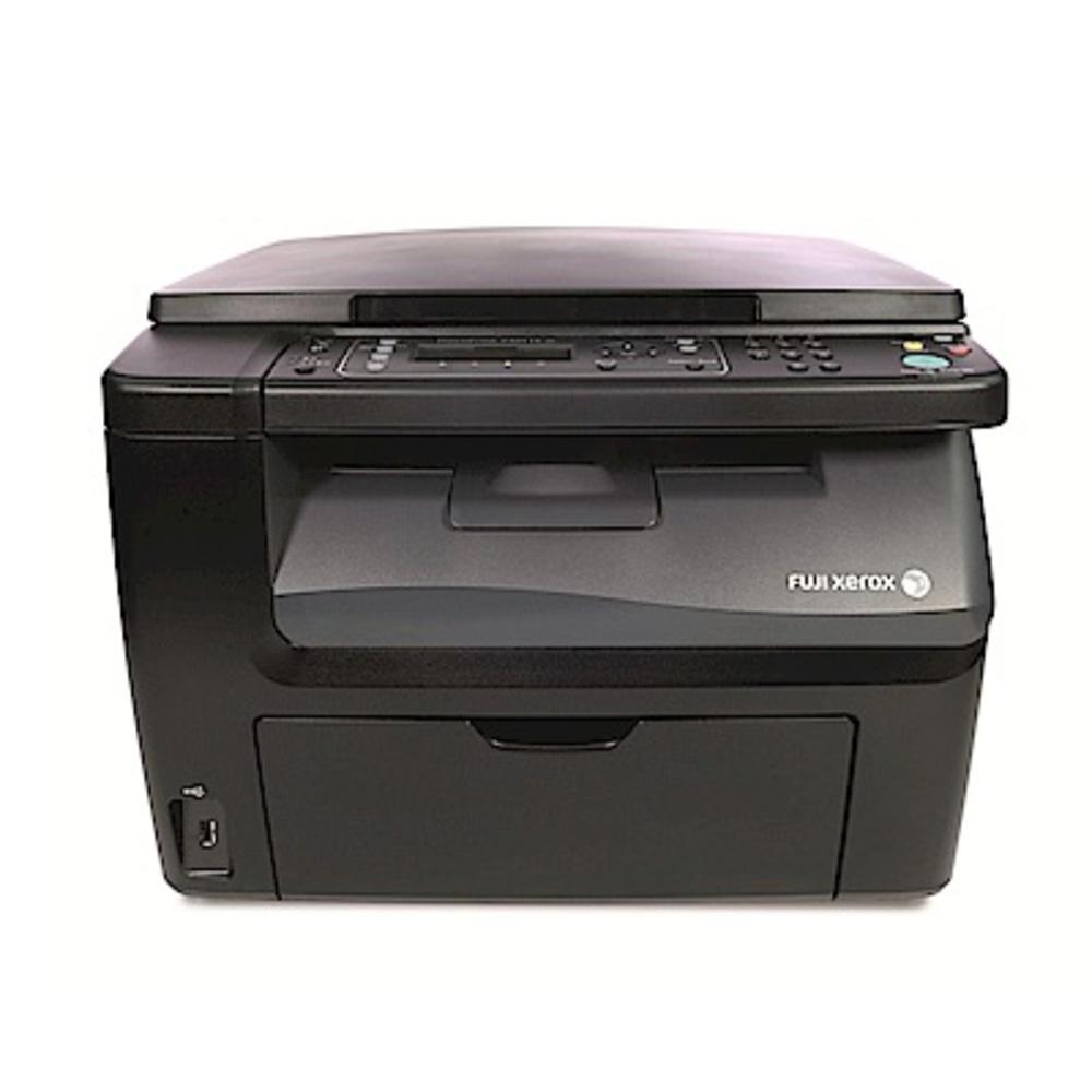 FujiXerox CM115w 複合機+CT202264~2267碳粉 (超值組合) @ Y!購物