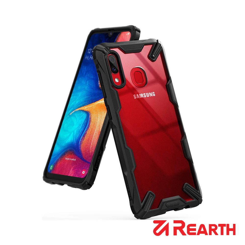 Rearth 三星 A30 (Ringke Fusion X) 高質感保護殼