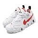 Nike 休閒鞋 Air Barrage Low 男女鞋 經典款 復古 舒適 球鞋 情侶穿搭 白 橘 CJ5395100 product thumbnail 1