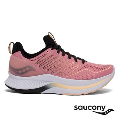 【Saucony】女 ENDORPHIN SHIFT 輕量支撐跑鞋(玫瑰粉-SCS10577-55)