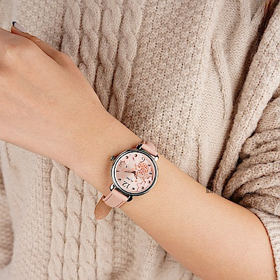 ALBA x 拉拉熊聯名2021年度限定女錶(AH7X97X1/VJ22-X327P)-32mm