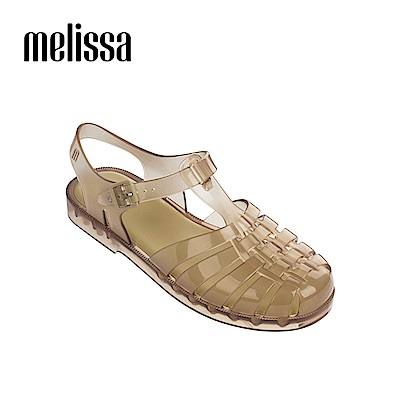 Melissa 經典漁夫鞋-茶色