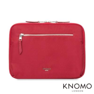 KNOMO 英國 Knomad 數位收纳包 - 胭脂红 10.5 吋