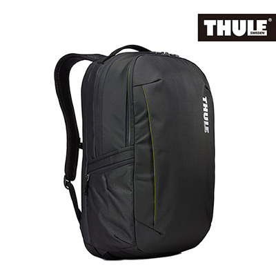THULE-Subterra Backpack 30L筆電後背包TSLB-317-暗灰