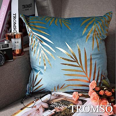 TROMSO風尚北歐抱枕-時尚年代藍