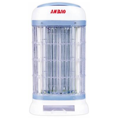 安寶10W電子捕蚊燈(超值2入組)AB-8255B