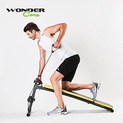 Wonder Core Utility AB Bench可調式仰臥起坐運動板(WCUTB)