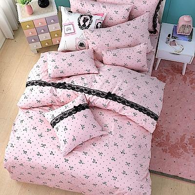 OLIVIA   蝶戀  特大雙人兩用被套床包四件組