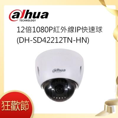 12倍1080P紅外線IP快速球(DH-SD42212TN-HN)
