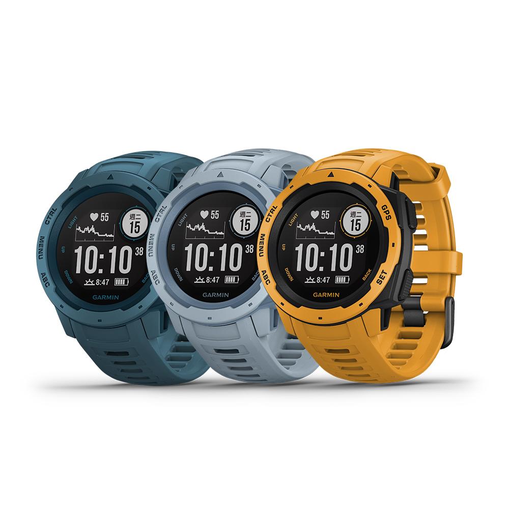 GARMIN INSTINCT 本我系列 GPS 腕錶