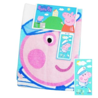 粉紅小豬/小公主蘇菲亞童巾-12入